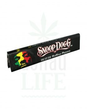 aus Hanf SNOOP DOG Kingsize Slim Rolling Papers | 32 Blatt