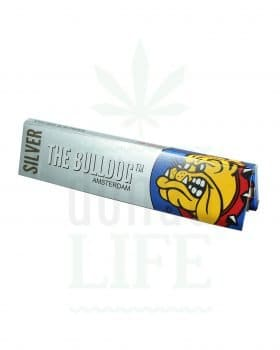 aus Hanf BULLDOG Kingsize slim Papers | 32 Blatt