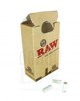 Beliebte Marken RAW Filter Tips Slim Zigarettenfilter