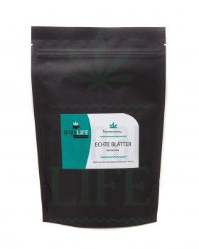 Tee & Kräuter DONAULIFE Echte Blätter Damiana Mix 50g | Teemischung lose