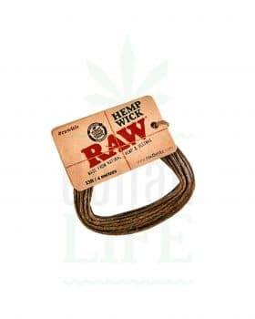 Anzünder Raw Hemp Wick | 3 m