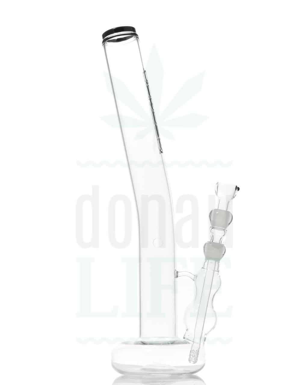 aus Glas INSOMNIA Glasbong 'Hollow' mit Hohlfuß   50 cm