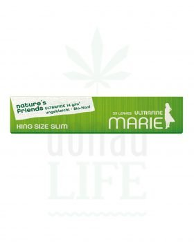 Papers MARIE 'Nature´s Friends' Kingsize Rolling Papers