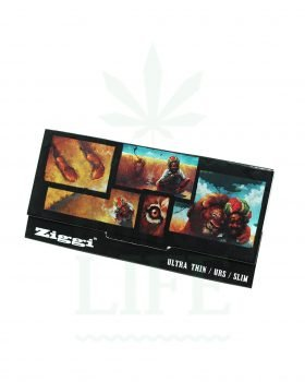 Papers ZIGGY Kingsize Papers + Tips 'TO THE ROOTS' | 32 Blatt