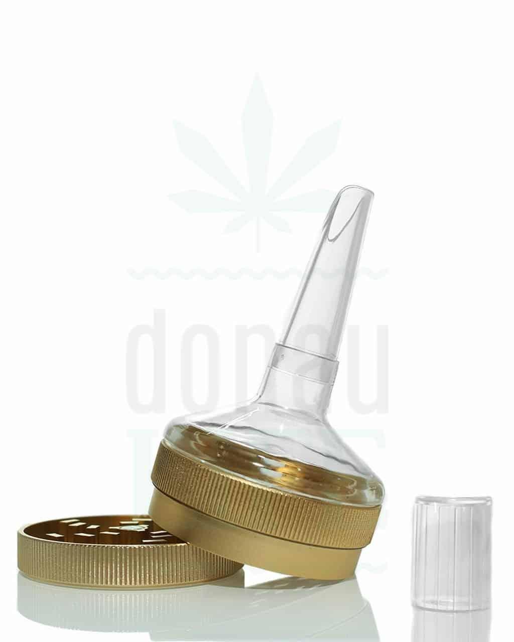 2-teilig ANAXY Seed Grinder gold 2-teilig | Ø 51 mm