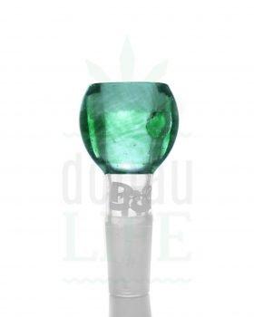 14,5 mm BOOST Bongkopf grün bedampft | 14,5 mm