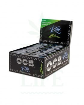 Headshop OCB 'Slim Premium' Rolls + Tips