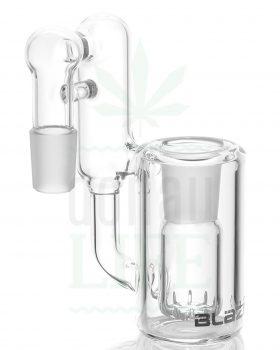18,8 mm BLAZE GLASS Vorkühler 'Ultracoool' klar + Rec 90° | 18,8>18,8mm