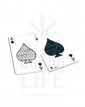 Grinder V SYNDICATE Grinder Card 'Ace of Spades' | Kreditkarten Format