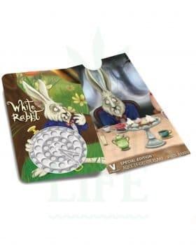 Grinder V SYNDICATE Grinder Card 'White Rabbit' | Kreditkarten Format