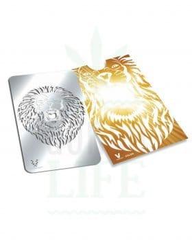 Grinder V SYNDICATE Grinder Card 'Lion' | Kreditkarten Format