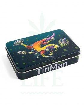 Aufbewahrung TinMan TinCase Alubox 13cm x 8,5cm