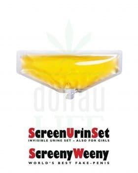 Beliebte Marken CLEAN U Screen Urin Refill Pack | 80 ml