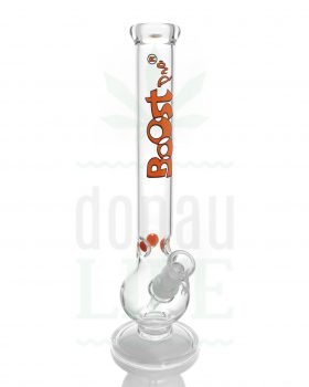 Bong Shop BOOST Pro Eisbong 'Red Bouncer' | 32 cm