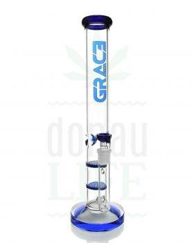 Bong Shop GRACE GLASS Hammer Series 'Parallel Insanity' | 42 cm
