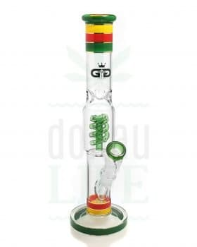 Bong Shop GRACE GLASS Hammer Series 'Funky Twist III' | 38 cm