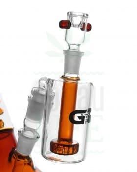 14,5 mm GRACE GLASS Vorkühler 'Bottle' O.G. Series Edition 45° | 14,5>14,5mm