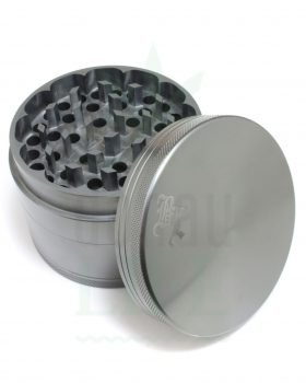 Grinder BLACK LEAF Aluminium Grinder 'Monster Crush' 4-teilig | Ø 90 mm