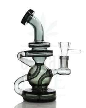 aus Glas BLAZE GLASS Glasbubbler 'Recycle' | Diffusor