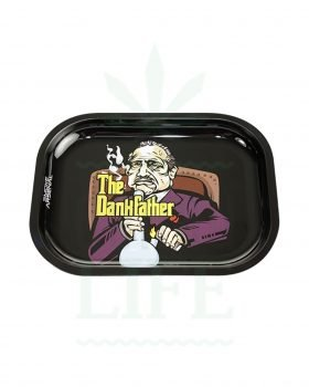 Mischschalen SMOKE ARSENAL Rolling Tray | 'Dankfather'
