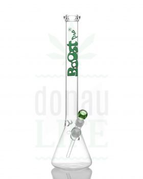 Beaker Bongs Boost Pro Beakerbong 'Big Hit' grün | 55 cm