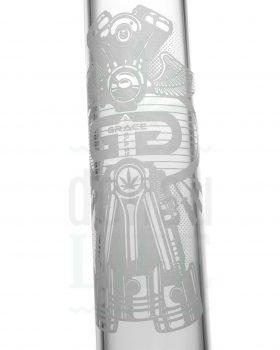 Bong Shop GRACE GLASS Crystal Series 'Light it up' | 42 cm