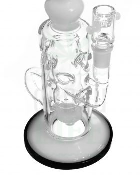 aus Glas GRACE GLASS LABZ Series 'Dab Reactor' | 30 cm