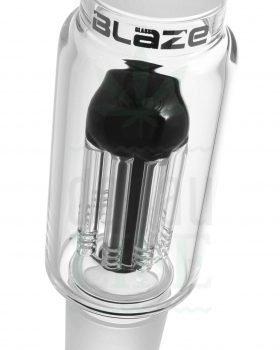 aus Glas BLAZE GLASS Steckbongmittelteil '8-Arm Bandit'