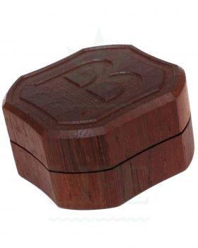 2-teilig BOWANTRI Holz-Grinder 'Classic' aus Bongossiholz 2-teilig | Ø 60 mm