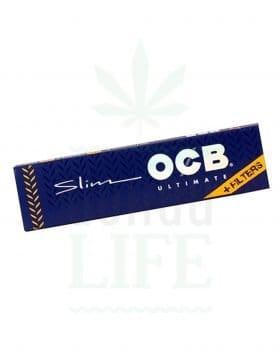 Beliebte Marken OCB ULTIMATE Papers + Filter Tips