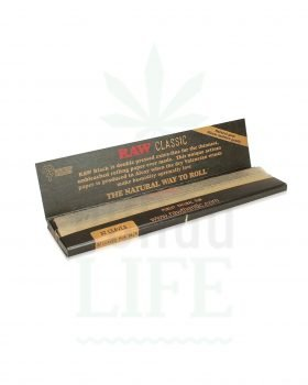 Papers RAW 'Black' Classic KSS Papers | 32 Blatt