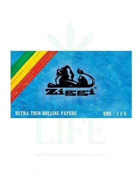 Headshop ZIGGY Regular Size Ultra thin Papers + Tips