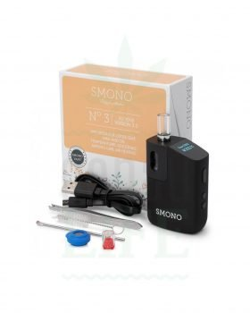 mobile Vaporizer Smono No. 3 | schwarz