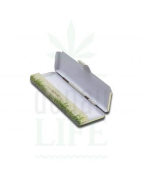 Aufbewahrung RAW Papers Metallbox King Size Slim | Green Grass