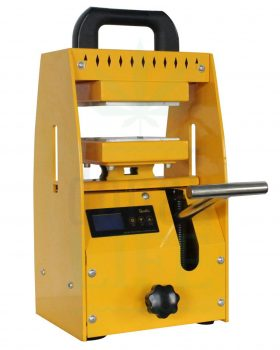 Rosin Pressen QNUBU Rosin Presse Hydraulik 6 Tonnen | 12×12 cm
