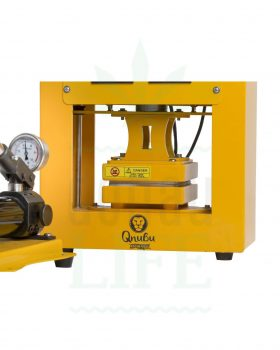 Rosin Pressen QNUBU Rosin Presse Hydraulik 20 Tonnen | 12×12 cm