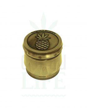 4-teilig Aluminium Grinder 'Pineapple' 4-teilig | Ø 40 mm