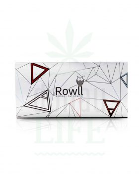 Geschenkideen ROWLL Papers + Tips + Grinder | All in 1 Kit
