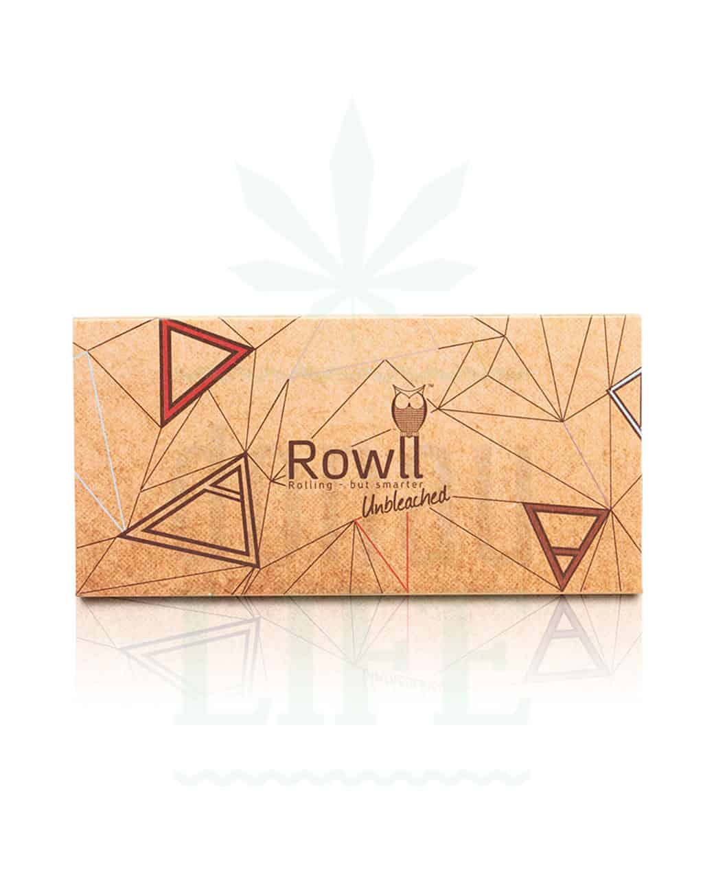 aus Hanf ROWLL Papers + Tips + Grinder | All in 1 Kit