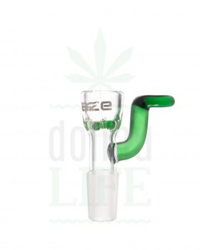 14,5 mm BLAZE GLASS Bongkopf mit Glassieb 'The Dream' | 14,5 mm