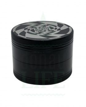Headshop NV Grinder 'Illusion' 4-teilig | Ø 64 mm