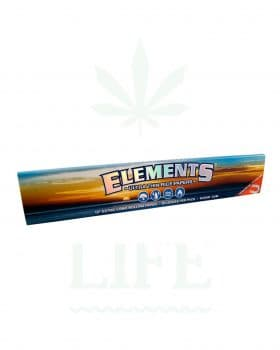 aus Reis ELEMENTS 'Ultra thin rice paper' Riesenpaper 24 Blatt | 30 cm