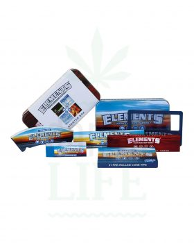 aus Reis PINAPPLE KUSH PAPERS Kingsize + Tips | 32 Blatt
