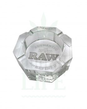 Headshop RAW Kristall Aschenbecher | 1,5 kg