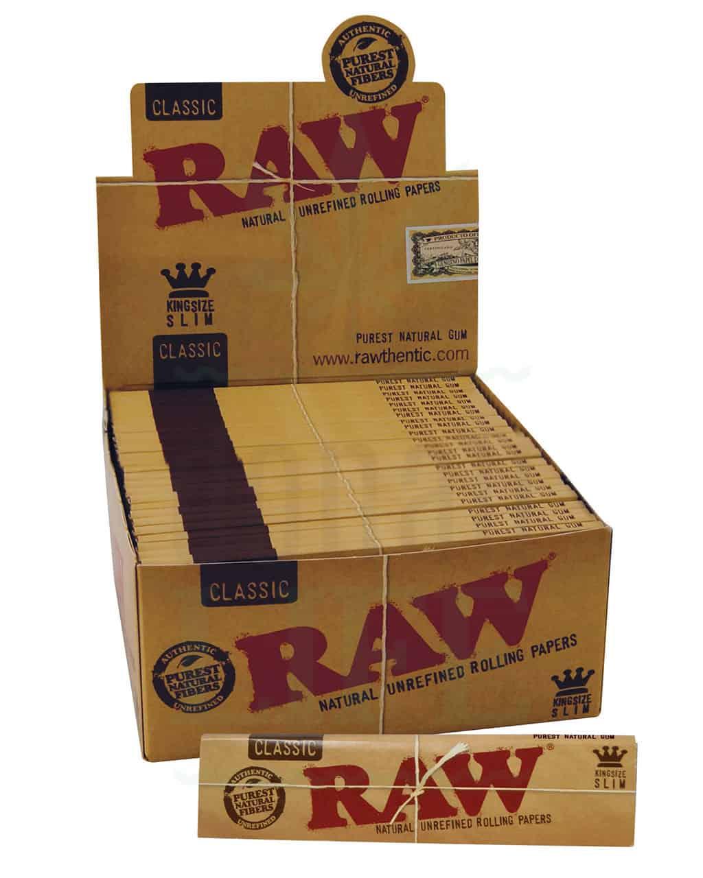 Beliebte Marken RAW 'Classic' KSS Papers   32 Blatt
