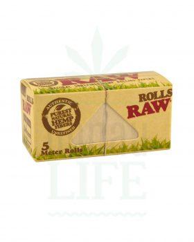 aus Hanf RAW Rolls Organic Hemp | 5 m