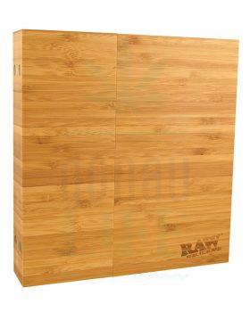 aus Holz RAW Mischschale 'Triple Flip' | Bambus
