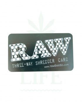 Beliebte Marken RAW Grinder Card by V Syndicate