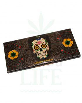 Beliebte Marken SNAIL Mexican Skull Rolling Papers + Tips