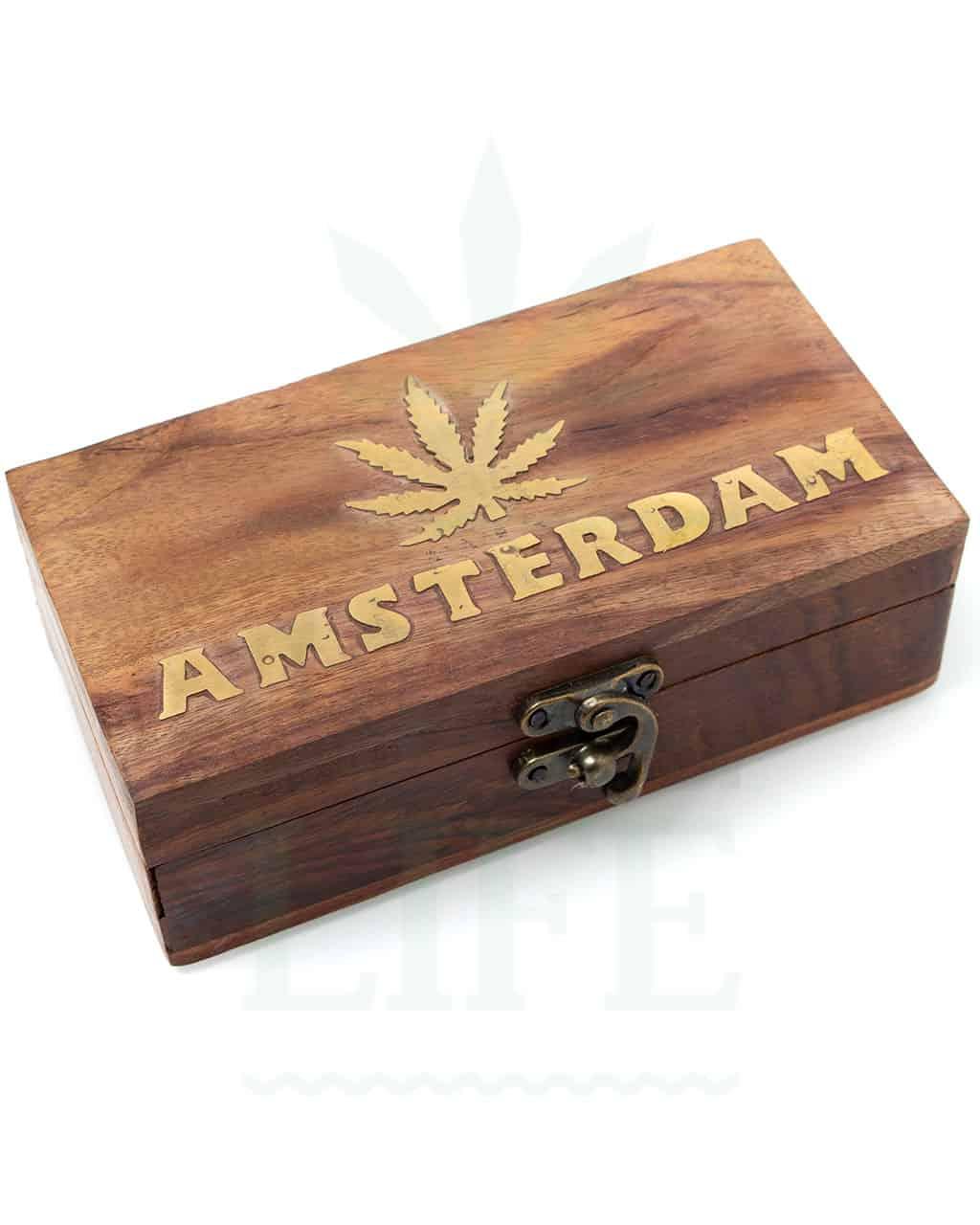 Aufbewahrung Amsterdam Behälter mit Rolling Tray | M